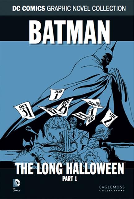 DC Comics Graphic Novel Collection Vol. 17 Batman: Long Halloween Part 1