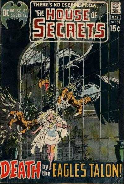 House of Secrets #91