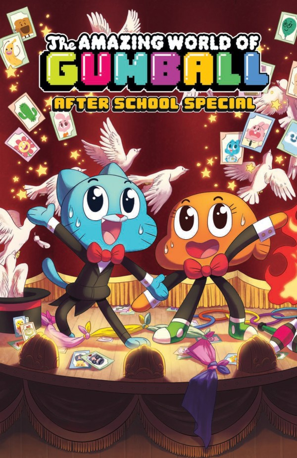 The Amazing World of Gumball: After School Special TP