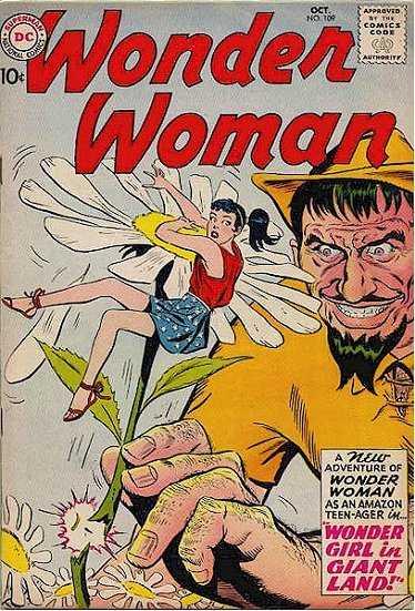 Wonder Woman #109