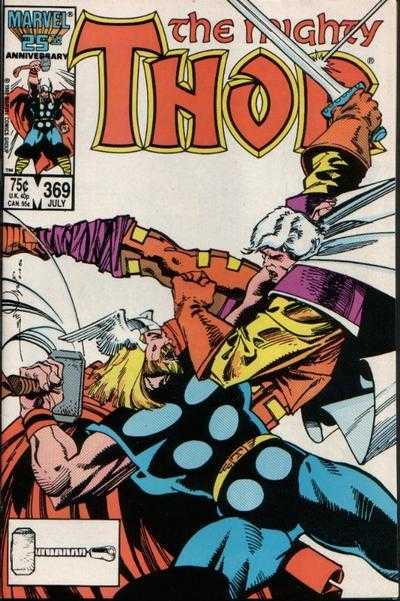 The Mighty Thor #369