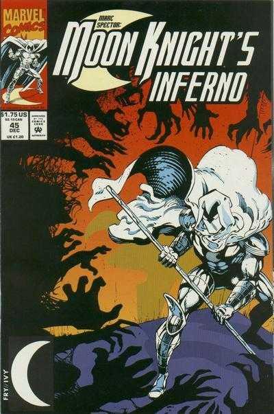 Marc Spector: Moon Knight #45