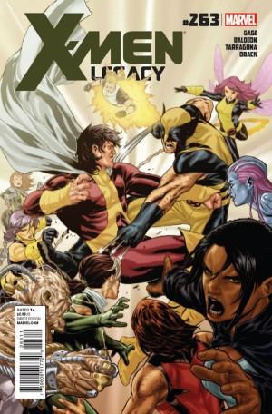 X-Men: Legacy #263
