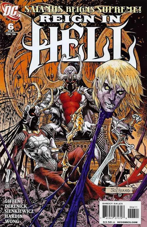 Reign in Hell #6