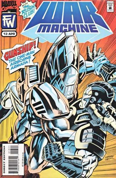 War Machine #13