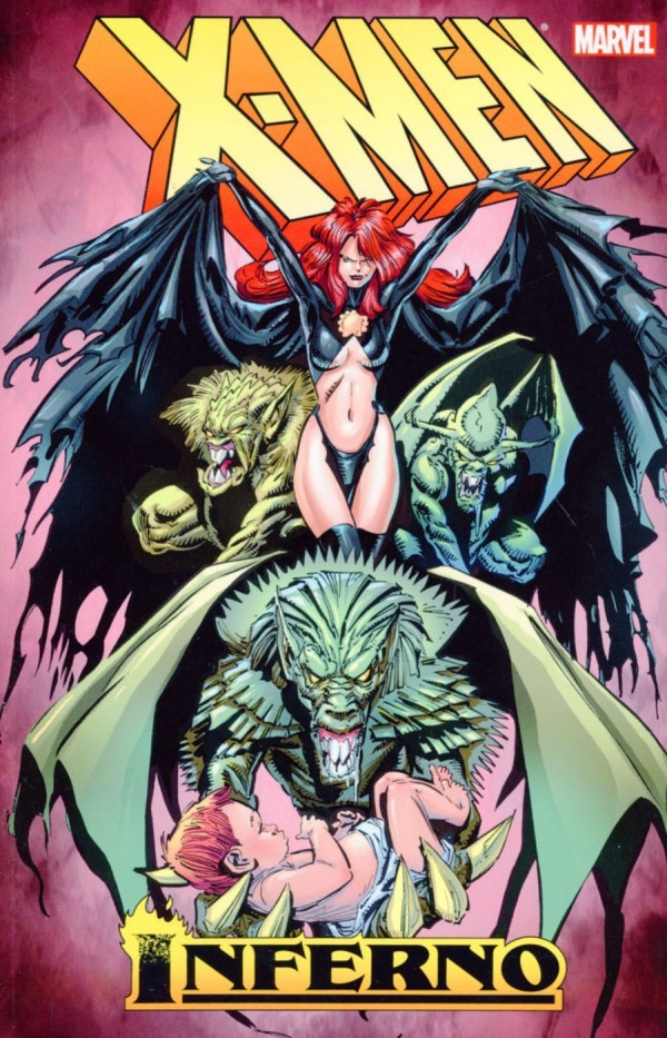 X-Men: Inferno Vol. 2 TP