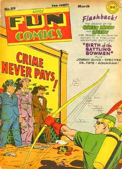 More Fun Comics #89