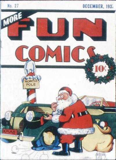 More Fun Comics #27
