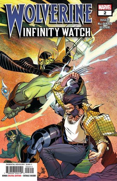 Wolverine: Infinity Watch #2