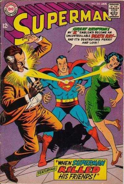 Superman #203