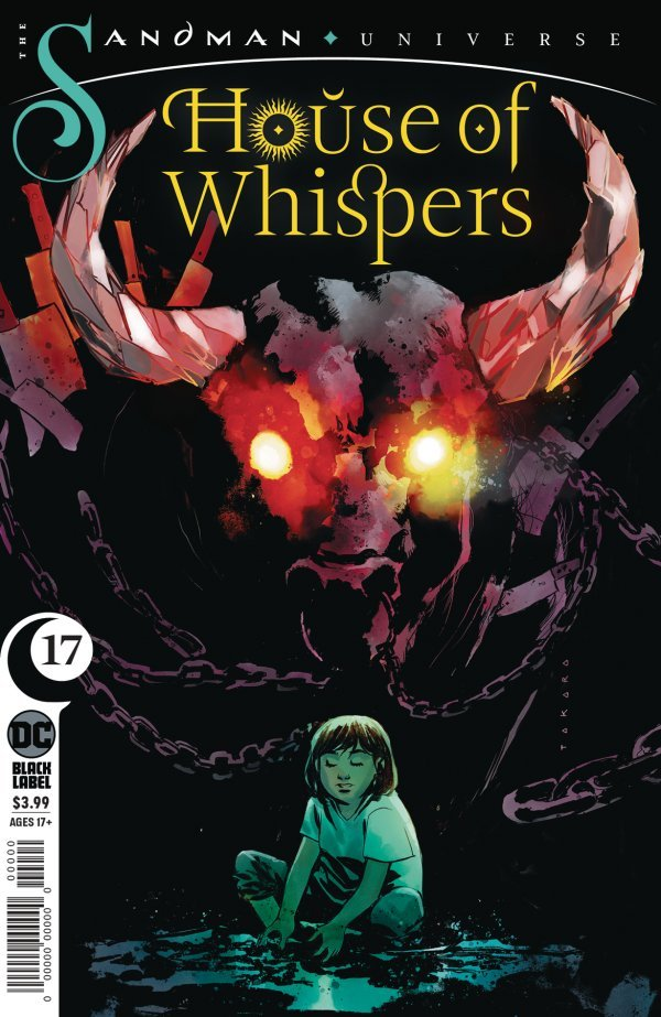House of Whispers #17 review