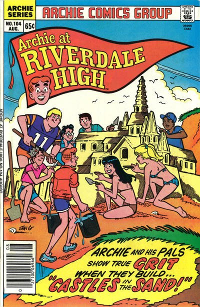 Archie at Riverdale High #104
