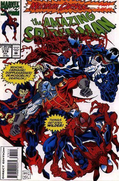 The Amazing Spider-Man #379