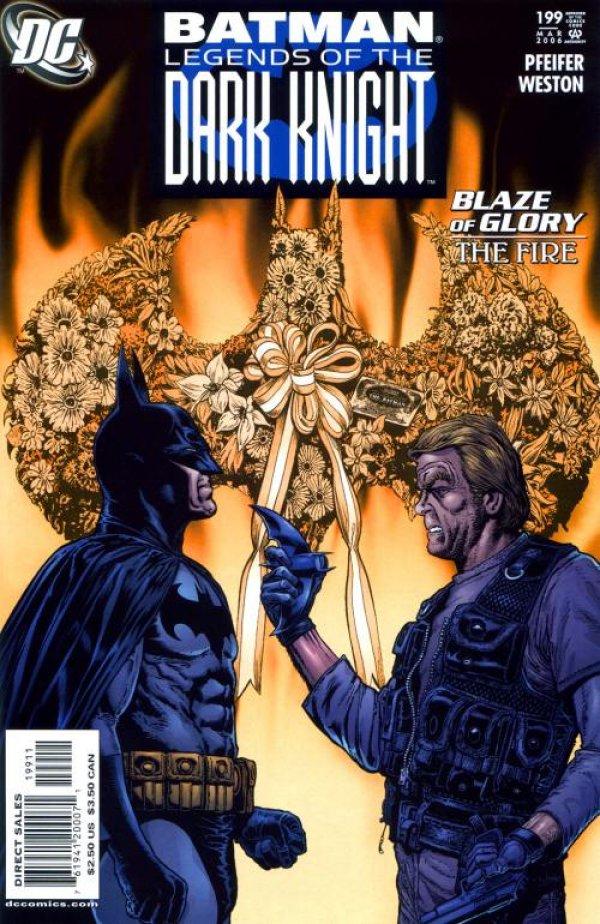 Batman: Legends of the Dark Knight #199