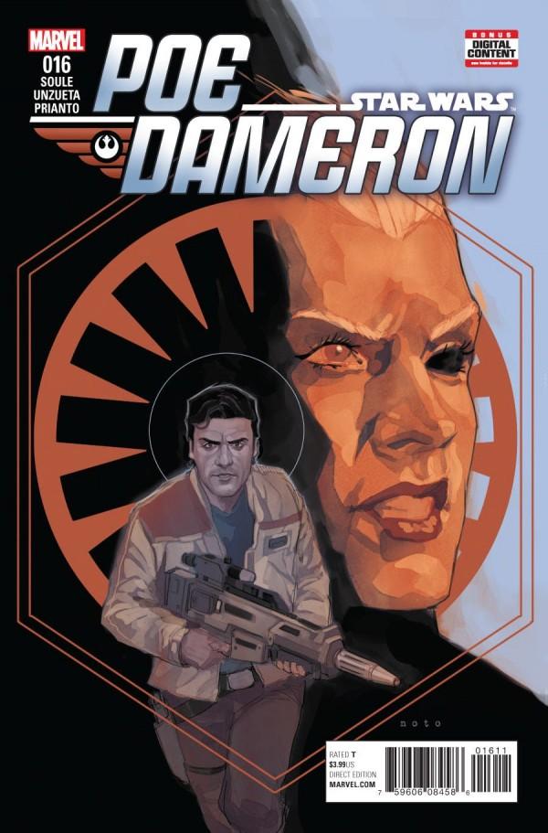 Star Wars: Poe Dameron #16