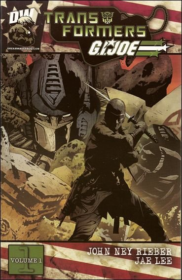 Transformers/G.I. Joe TPB Vol. 1