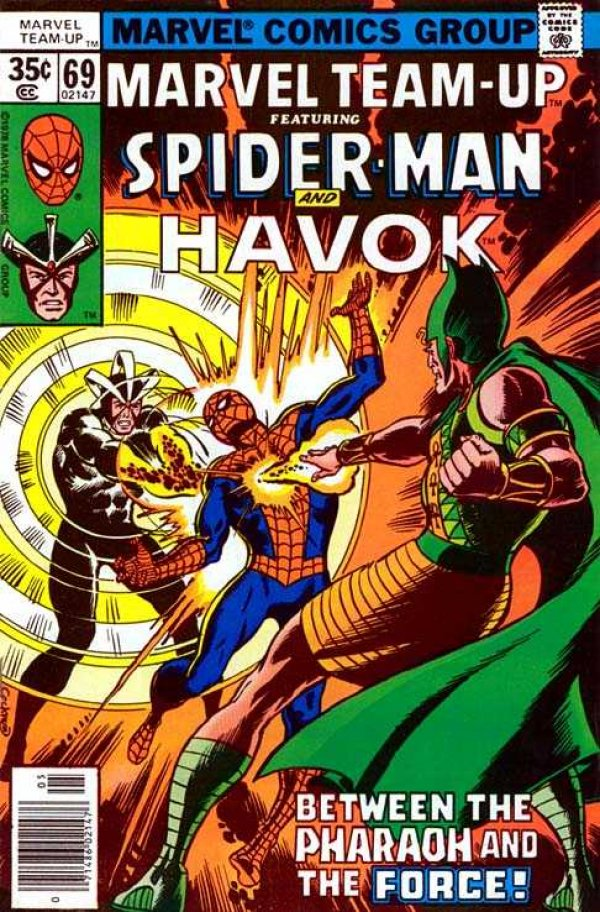 Marvel Team-Up #69