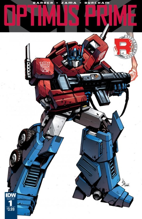 Optimus Prime #1