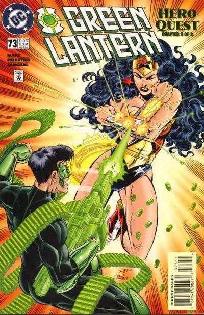 Green Lantern #73