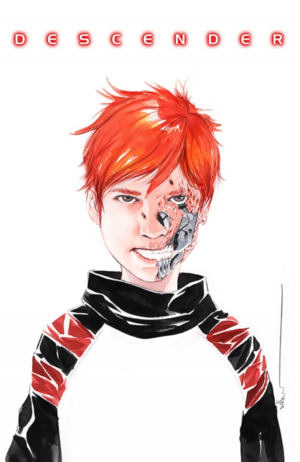 Descender Vol. 3: Singularities TP