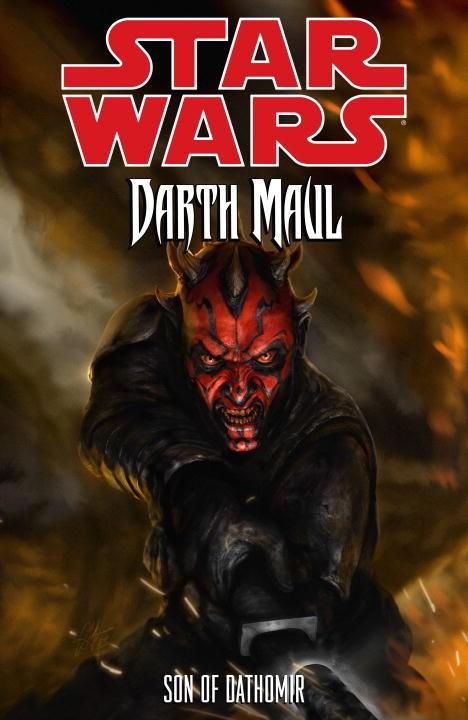 Star Wars: Darth Maul - Son of Dathomir TP