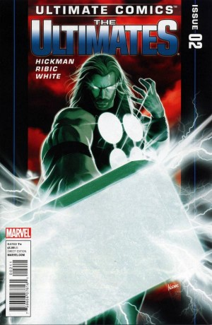 Ultimate Comics: The Ultimates #2