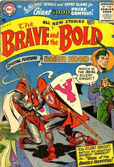 The Brave and the Bold #7