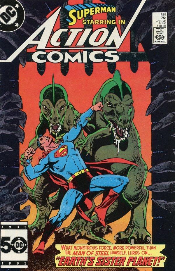 Action Comics #576