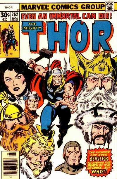 The Mighty Thor #262