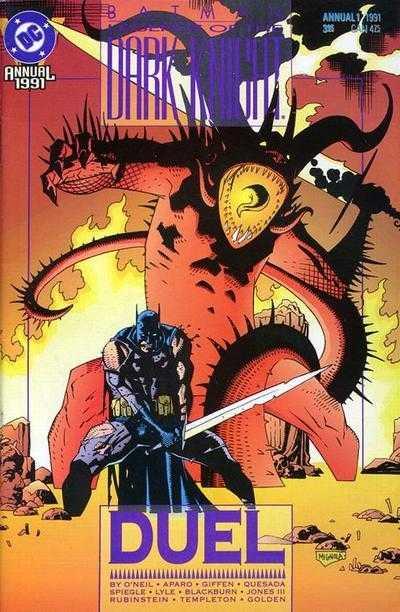 Batman: Legends of the Dark Knight Annual #1