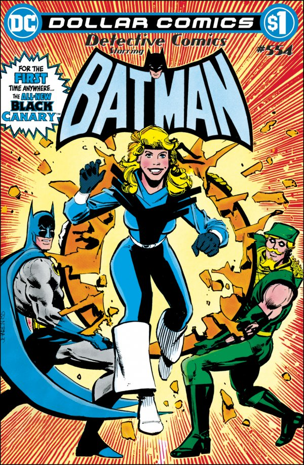 Dollar Comics - Detective Comics #554
