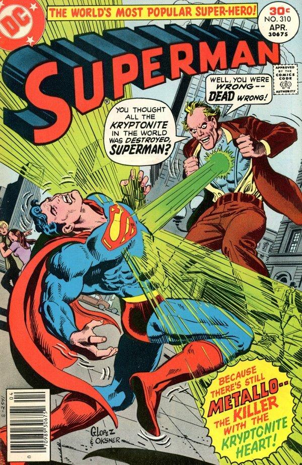 Superman #310