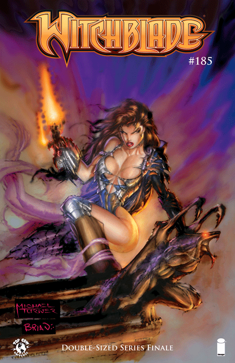 Witchblade #185