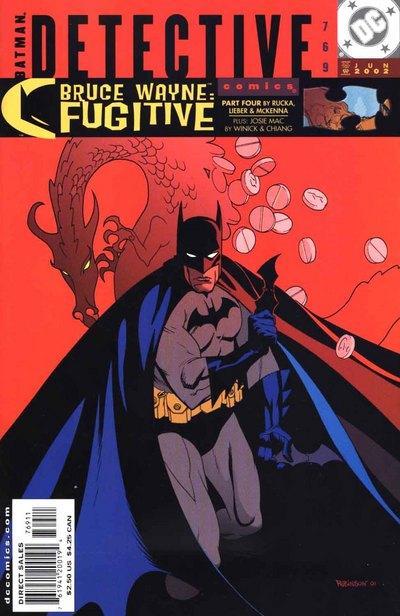 Detective Comics #769