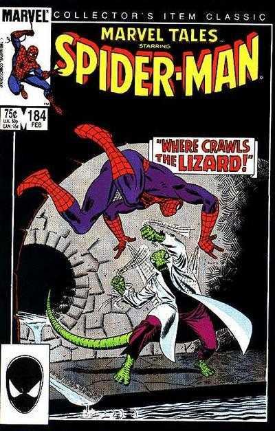 Marvel Tales #184
