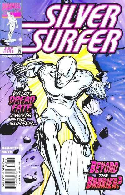 Silver Surfer #141