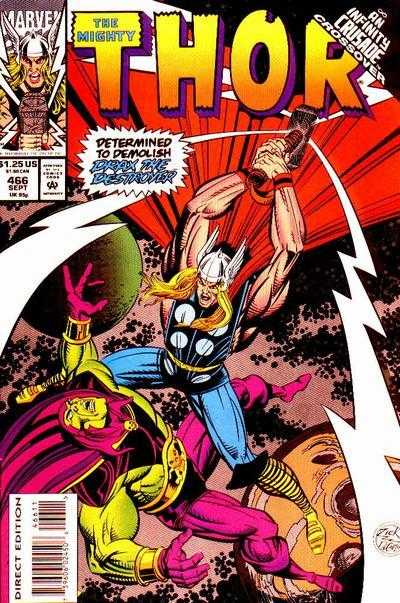 The Mighty Thor #466