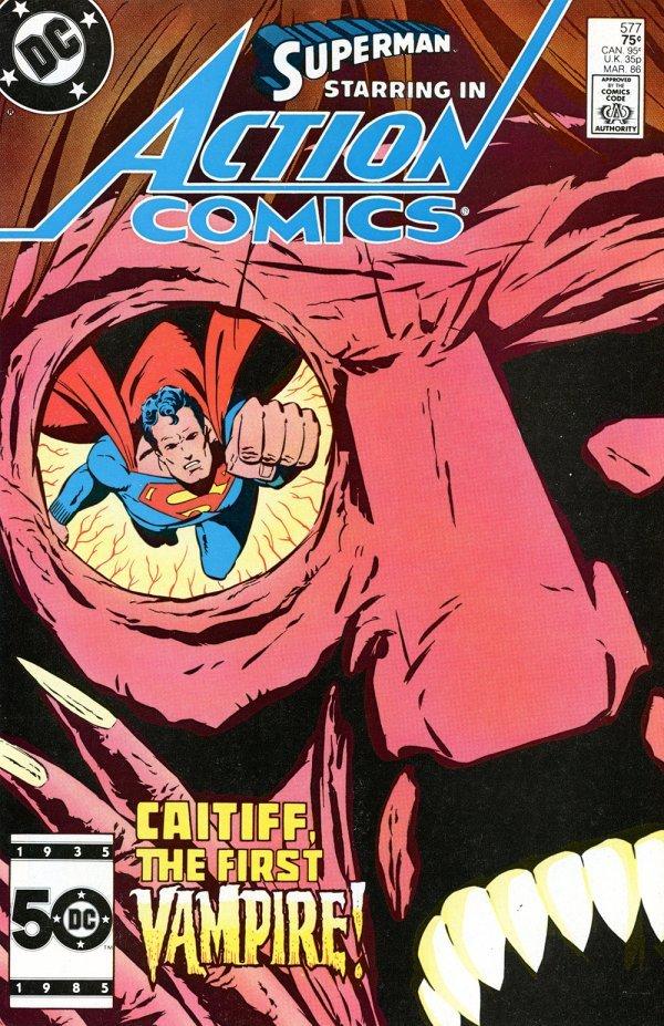 Action Comics #577