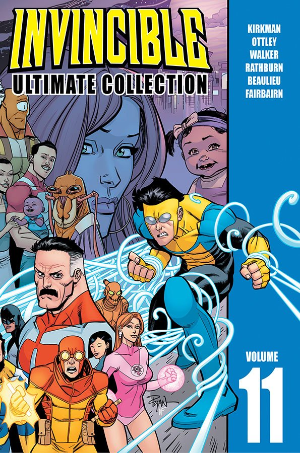 Invincible Ultimate Collection Vol. 11 HC