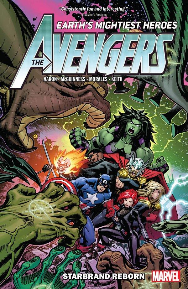 Avengers Vol. 6: Starbrand Reborn TP
