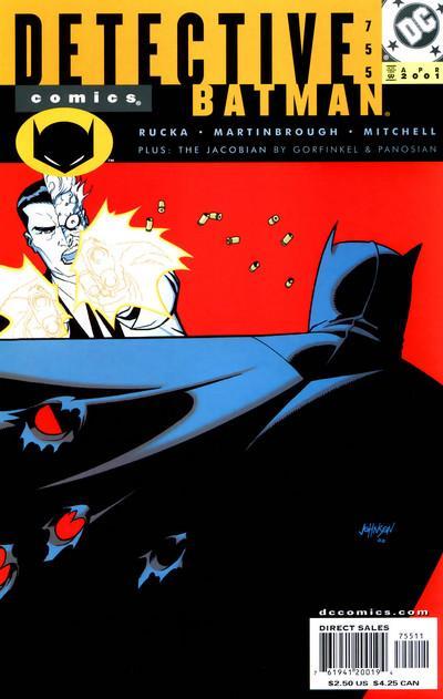 Detective Comics #755