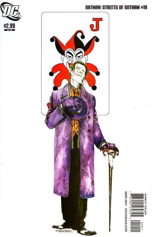 Batman: Streets of Gotham #19