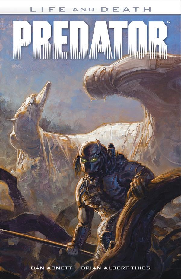 Predator: Life and Death TP