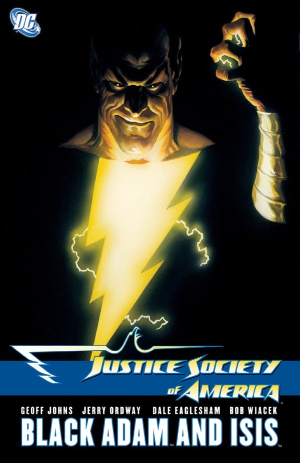 Justice Society of America Vol. 5: Black Adam and Isis HC