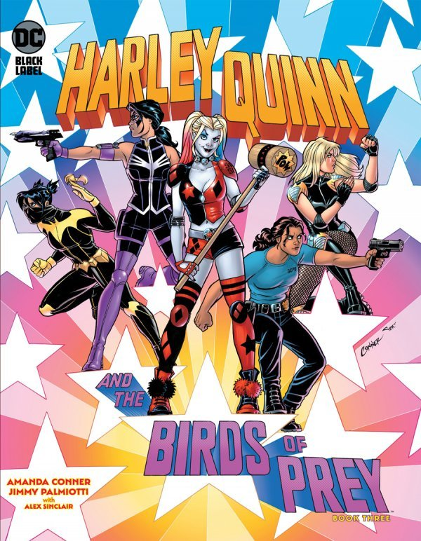Harley Quinn And The Birds Of Prey 3 Preview