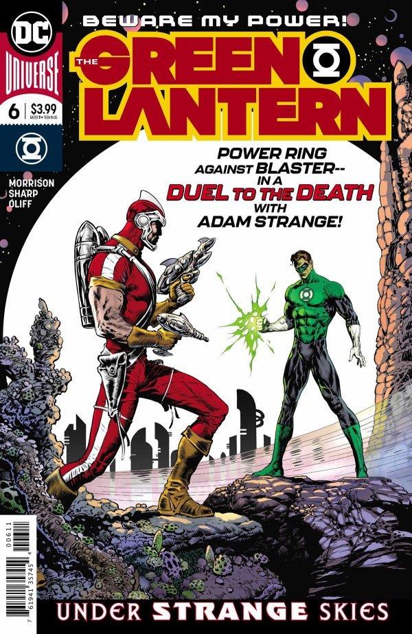 The Green Lantern #6