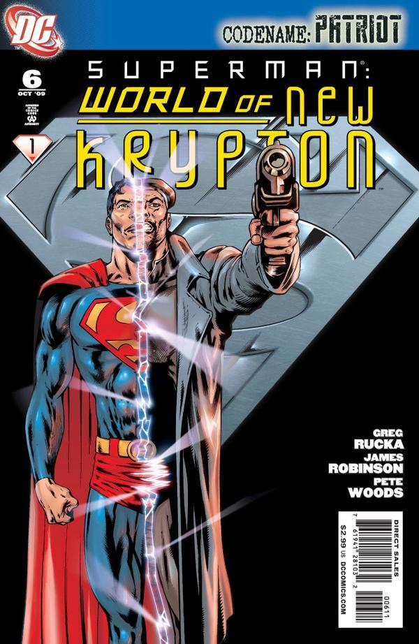 Superman: World of New Krypton #6