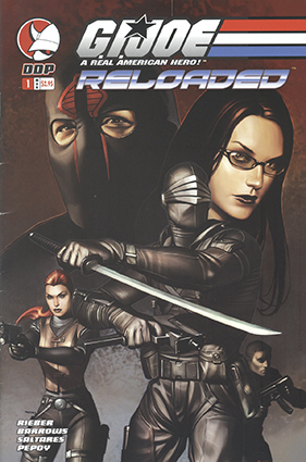 G.I. Joe: Reloaded #1