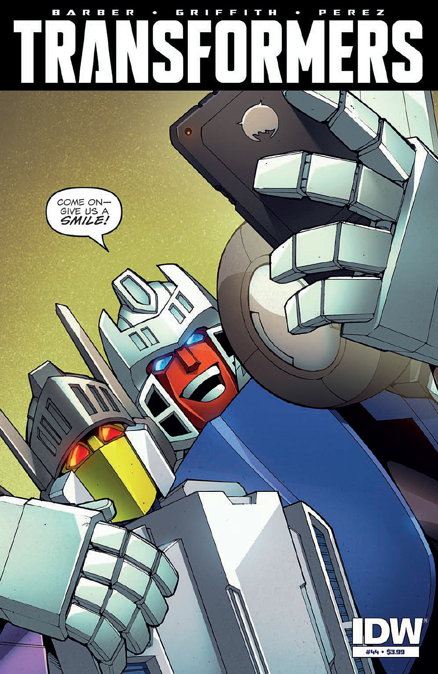 The Transformers #44