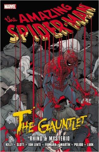The Amazing Spider-Man: The Gauntlet Vol. 2: Rhino & Mysterio HC